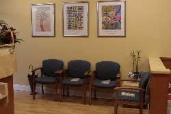 Seating Area at Align Your Spine Chiropractic